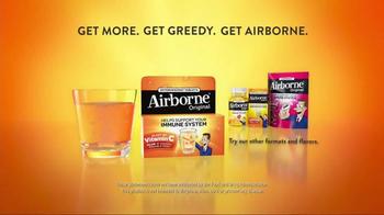 Airborne TV Spot, 'Be Greedy' - Thumbnail 5