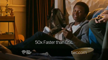 Time Warner Cable Internet TV Spot, 'Data Hoggers' - Thumbnail 5