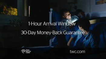 Time Warner Cable Internet TV Spot, 'Data Hoggers' - Thumbnail 8