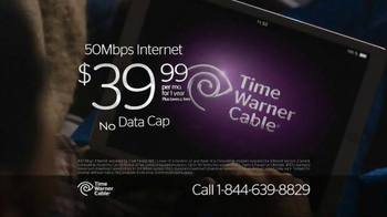 Time Warner Cable Internet TV Spot, 'Data Hoggers' - Thumbnail 9
