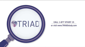 TRIAD Research Study TV Spot, 'Alzheimer's' - Thumbnail 4