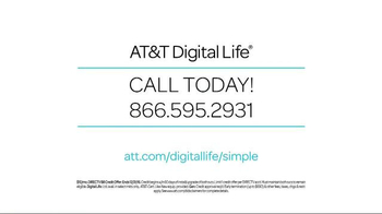 AT&T Digital Life TV Spot, 'What Was That?' - Thumbnail 10