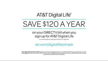 AT&T Digital Life TV Spot, 'What Was That?' - Thumbnail 9