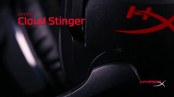 HyperX Cloud Stinger TV Spot, '2016 Best Gaming Headset' - Thumbnail 2