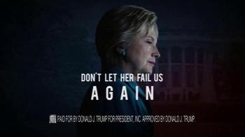 Donald J. Trump for President TV Spot, 'Dangerous' - Thumbnail 5