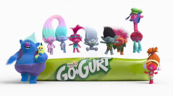 GoGurt TV Spot, 'Trolls' Song by Justin Timberlake - Thumbnail 7