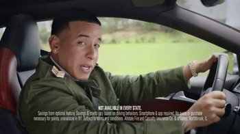 Allstate Drivewise TV Spot, 'Daddy Yankee & Drivewise' - Thumbnail 8
