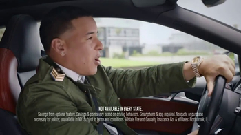 Allstate Drivewise TV Spot, 'Daddy Yankee & Drivewise' - Thumbnail 9