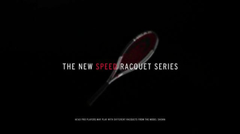 Head Tennis Speed Racquet Series TV Spot, 'Graphene' Feat. Novak Djokovic - Thumbnail 6