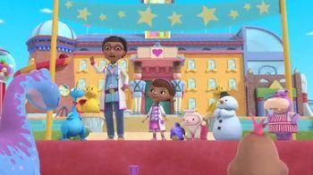Doc McStuffins: Toy Hospital Home Entertainment TV Spot, 'Disney Junior' - 102 commercial airings