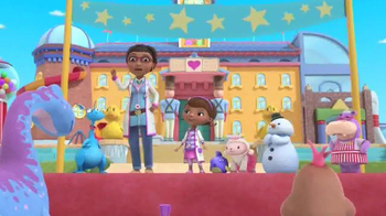 Doc McStuffins: Toy Hospital Home Entertainment TV Spot, \'Disney Junior\'