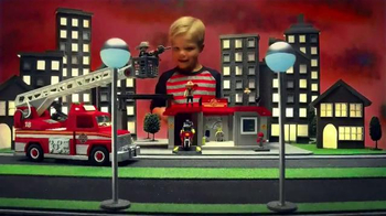 Playmobil City Action TV Spot, 'Fire Rescue'