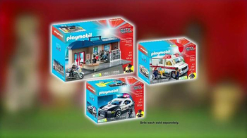 Playmobil City Action TV Spot, 'Fire Rescue' - Thumbnail 8
