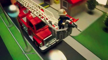 Playmobil City Action TV Spot, 'Fire Rescue' - Thumbnail 4