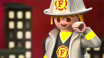 Playmobil City Action TV Spot, 'Fire Rescue' - Thumbnail 6