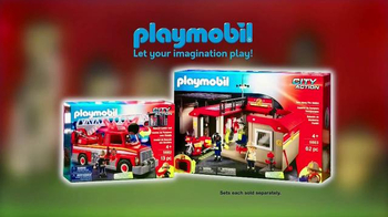 Playmobil City Action TV Spot, 'Fire Rescue' - Thumbnail 7