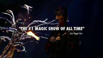 Luxor Hotel and Casino Las Vegas TV Spot, 'Criss Angel: Mindfreak' - Thumbnail 3