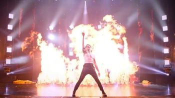 Luxor Hotel and Casino Las Vegas TV Spot, 'Criss Angel: Mindfreak' - Thumbnail 8
