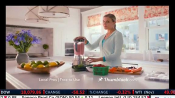 Thumbtack TV Spot, 'Get Stuff Done'