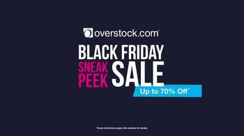 Overstock.com Black Friday Sneak Peek Sale TV Spot, 'Early Doorbusters' - Thumbnail 7