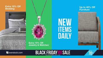 Overstock.com Black Friday Sneak Peek Sale TV Spot, 'Early Doorbusters' - Thumbnail 6