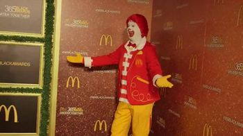 McDonald's TV Spot, '2016 365Black Awards' Featuring Charles Tillman - 47 commercial airings