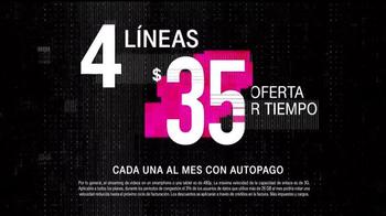 T-Mobile ONE TV Spot, 'Viaja sin límites' con Ariana Grande [Spanish] - Thumbnail 7