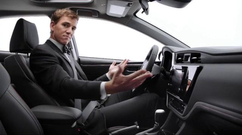 2017 Toyota Corolla TV Spot, 'How to With Eli Manning: Stylish Interior' - 1 commercial airings