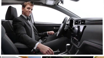 2017 Toyota Corolla TV Spot, 'How to With Eli Manning: Stylish Interior' - Thumbnail 8