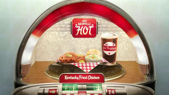 KFC Nashville Hot Chicken TV Spot, 'Nashvillemania' Ft. Vincent Kartheiser - Thumbnail 6