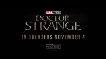 Philips Norelco OneBlade TV Spot, 'Doctor Strange: Be Your Best You' - Thumbnail 8