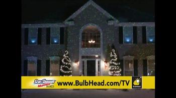 Star Shower Motion Laser Light TV Spot, \'Shooting Star Action\'