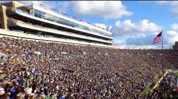 NextVR App TV Spot, 'NBC Sports: Stanford at Notre Dame' - Thumbnail 1