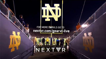 NextVR App TV Spot, 'NBC Sports: Stanford at Notre Dame' - Thumbnail 10