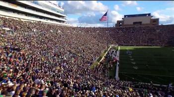 NextVR App TV Spot, 'NBC Sports: Stanford at Notre Dame' - Thumbnail 2