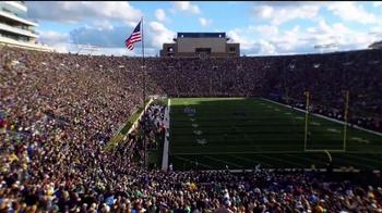 NextVR App TV Spot, 'NBC Sports: Stanford at Notre Dame' - Thumbnail 3