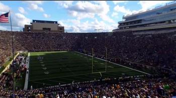 NextVR App TV Spot, 'NBC Sports: Stanford at Notre Dame' - Thumbnail 4
