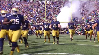 NextVR App TV Spot, 'NBC Sports: Stanford at Notre Dame'