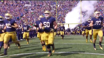 NextVR App TV Spot, 'NBC Sports: Stanford at Notre Dame' - Thumbnail 6