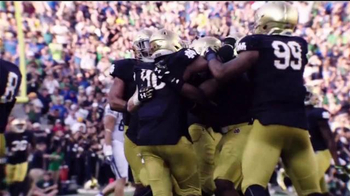 NextVR App TV Spot, 'NBC Sports: Stanford at Notre Dame' - Thumbnail 7