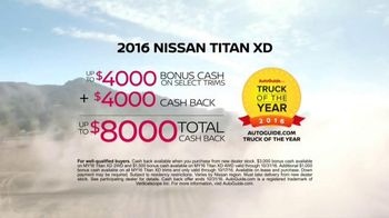 Nissan Year of the Truck & SUV Event TV Spot, 'Best-Selling Rogue' - Thumbnail 8