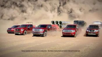 Nissan Year of the Truck & SUV Event TV Spot, 'Best-Selling Rogue' - Thumbnail 2