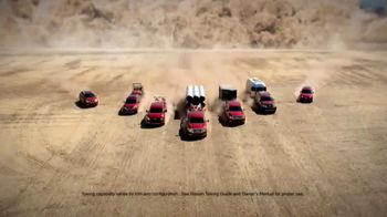 Nissan Year of the Truck & SUV Event TV Spot, 'Best-Selling Rogue' - Thumbnail 3