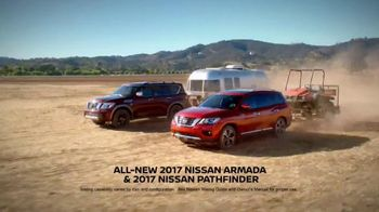 Nissan Year of the Truck & SUV Event TV Spot, 'Best-Selling Rogue' - Thumbnail 4