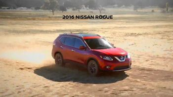 Nissan Year of the Truck & SUV Event TV Spot, 'Best-Selling Rogue' - Thumbnail 5