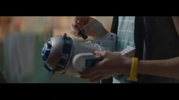 DURACELL TV Spot, 'Star Wars Rogue One: How the Rebels Saved Christmas' - 4828 commercial airings