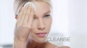 Garnier SkinActive Micellar Cleansing Water TV Spot, 'Cleansing Sensation'