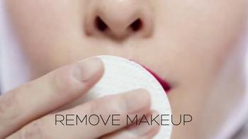 Garnier SkinActive Micellar Cleansing Water TV Spot, 'Cleansing Sensation' - Thumbnail 5