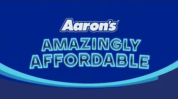 Aaron's Amazingly Affordable Wow Event TV Spot, 'Brands You Love' - Thumbnail 8