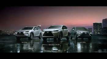 2016 Lexus NX TV Spot, 'Striking Design' - Thumbnail 3